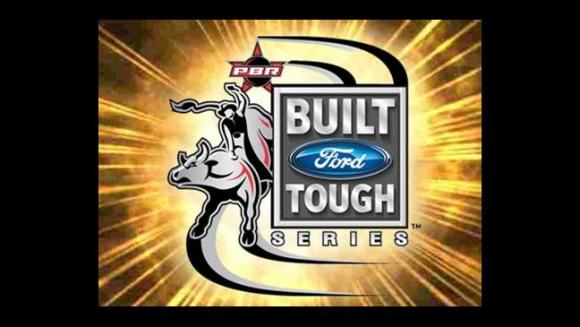 Built Ford Tough Series: PBR - Professional Bull Riders at Gila River Arena