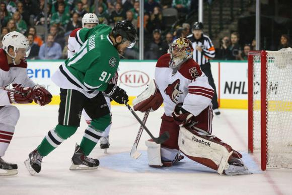 Arizona Coyotes vs. Dallas Stars at Gila River Arena