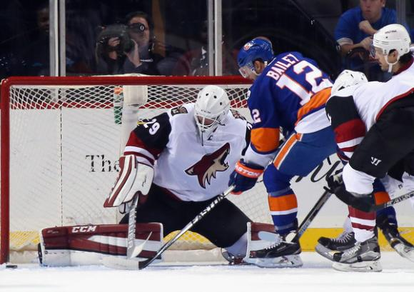 Arizona Coyotes vs. New York Islanders at Gila River Arena