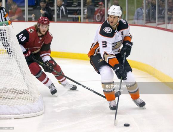 NHL Preseason: Arizona Coyotes vs. Anaheim Ducks at Gila River Arena