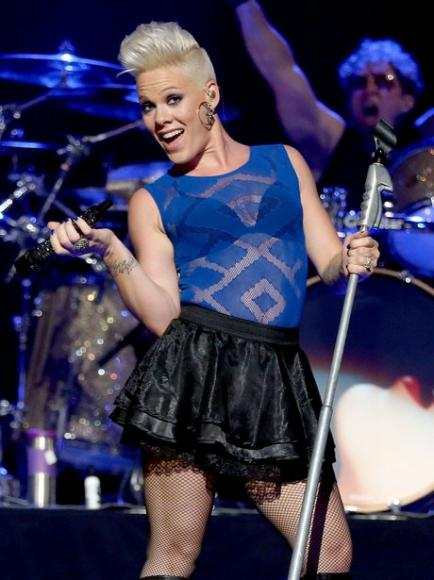 Pink at Gila River Arena