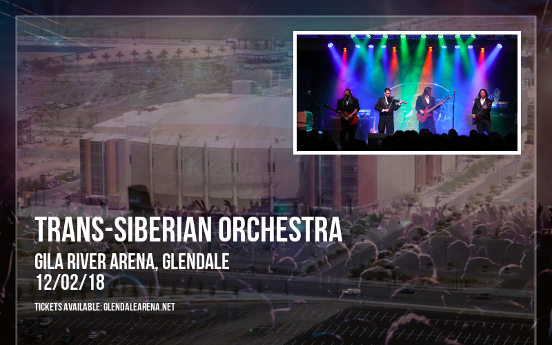 Trans-Siberian Orchestra at Gila River Arena
