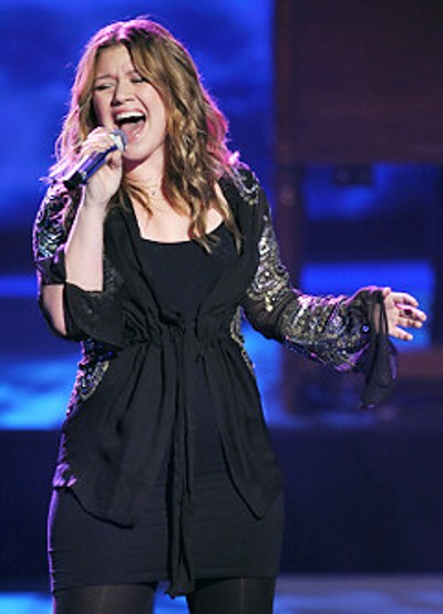 Kelly Clarkson at Gila River Arena