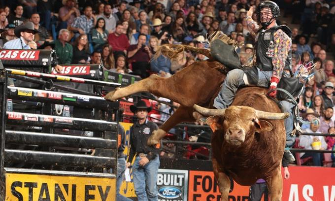 The 25th PBR - Unleash The Beast Series: PBR - Professional Bull Riders at Gila River Arena