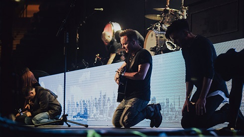 Chris Tomlin at Gila River Arena