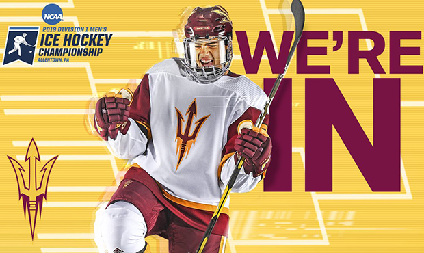 Arizona State Sun Devils Men's Hockey vs. Denver Pioneers at Gila River Arena