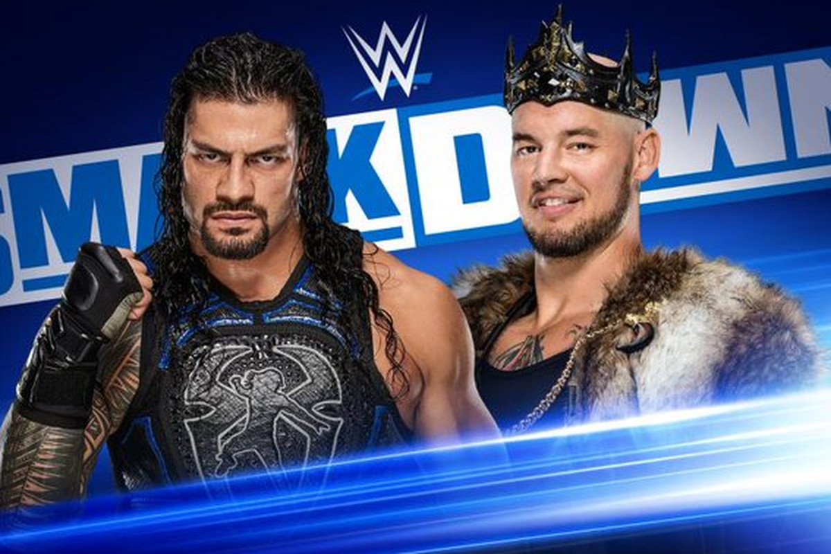 WWE: Smackdown at Gila River Arena
