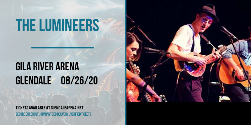 The Lumineers at Gila River Arena
