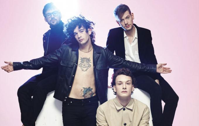 The 1975 at Gila River Arena