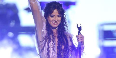 Camila Cabello at Gila River Arena