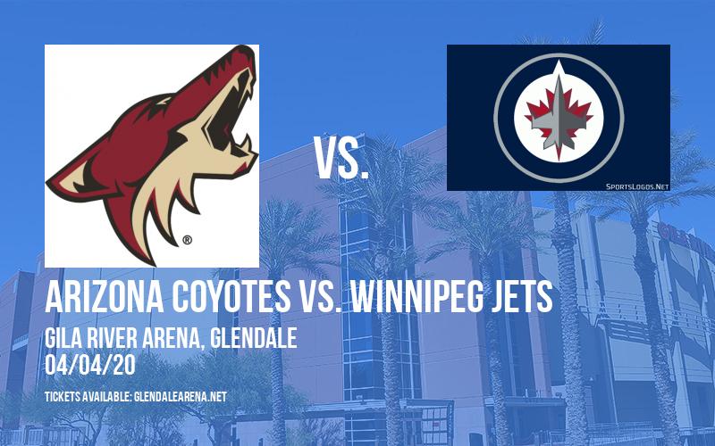 Arizona Coyotes vs. Winnipeg Jets [POSTPONED] at Gila River Arena