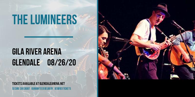 The Lumineers [POSTPONED] at Gila River Arena