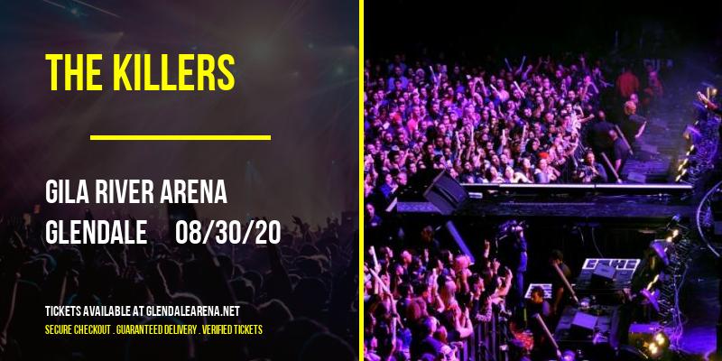 The Killers [POSTPONED] at Gila River Arena