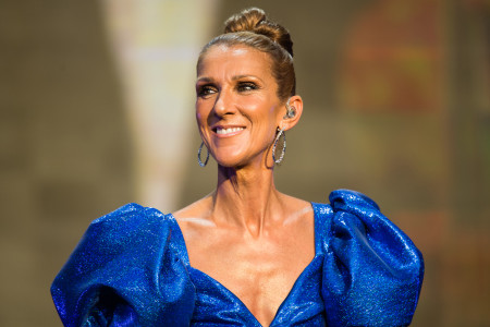 Celine Dion at Gila River Arena