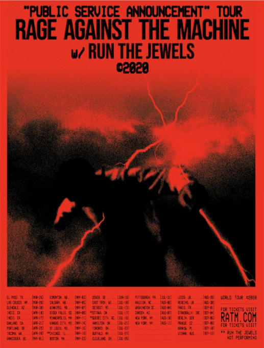 Rage Against The Machine & Run The Jewels at Gila River Arena