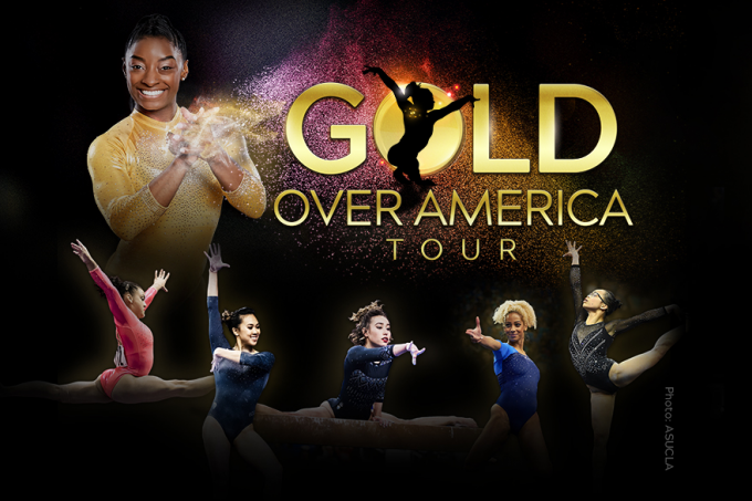 Gold Over America Tour: Simone Biles at Gila River Arena