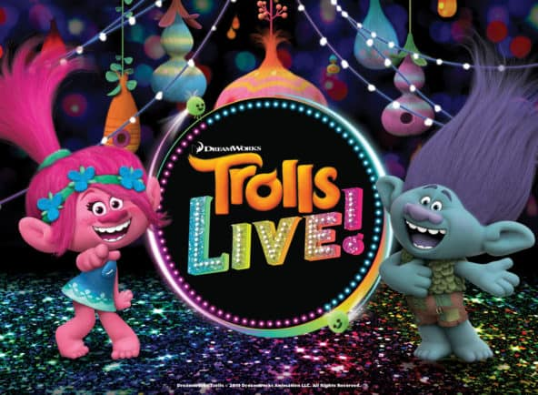 Trolls Live! [CANCELLED] at Gila River Arena