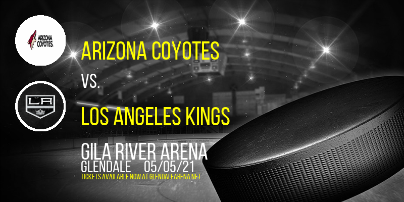 Arizona Coyotes vs. Los Angeles Kings at Gila River Arena